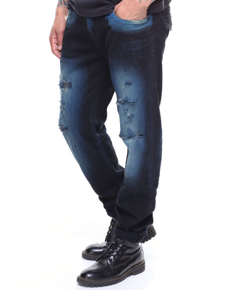 e06764592 Buy GENO SLIM JEAN W  FLAP Men s Jeans   Pants from True Religion ...