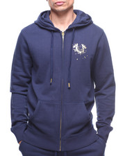 True Religion - SHATTERED HORSESHOE ZIP HOODIE-2182397