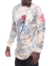 Sweatshirts & Sweaters - Camo Character Crewneck