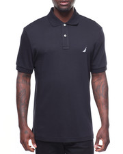 Nautica - S/S Interlock Polo-2182815