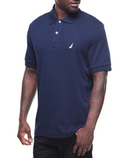 Nautica - S/S Interlock Polo-2182786
