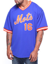 Mitchell & Ness - New York Mets 1986 Dwight Gooden Jersey (B&T)