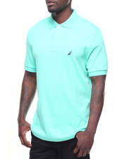 Nautica - S/S Interlock Polo-2182832