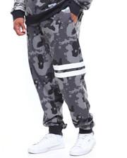 Pants - Split Camo Jogger (B&T)-2183510