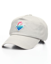 Pink Dolphin - Wavesport Clipback Cap