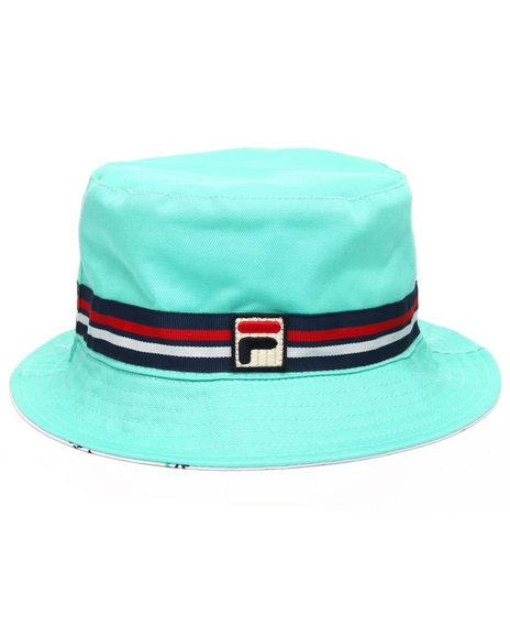 6dde51f5 Buy Heritage Reversible Bucket Hat Men's Hats from Fila. Find Fila ...