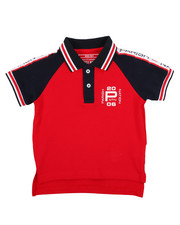 Sizes 2T-4T - Toddler - Knit Polo (2T-4T)