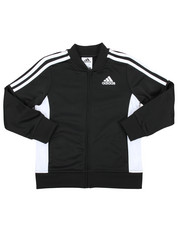 Adidas - Adidas Linear Track Jacket (4-7X)