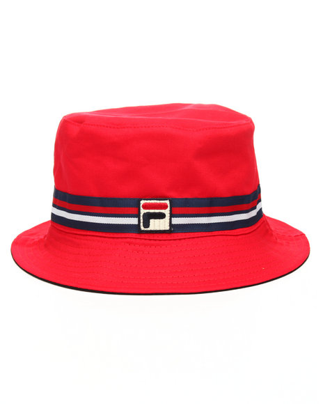 b7563adf Buy Heritage Reversible Bucket Hat Men's Hats from Fila. Find Fila ...