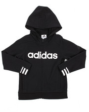 Hoodies - Adidas Classic Athletics French Terry Jacket (4-7X)