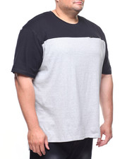 T-Shirts - S/S Venice Color Block Tee (B&T)