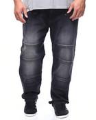 Bolt Sateen Piecing Jean (B&T)