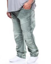 Akademiks - Clutch Trapunto Moto Jean (B&T)-2181842