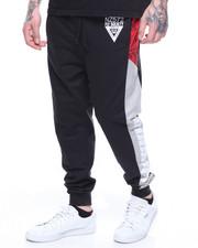 Men - Sweatpant/Side Stripe