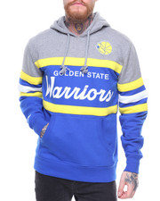 Mitchell & Ness - Golden State Warriors Head Coach Hoodie