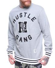 Hustle Gang - FRESHMAN CREW SWEATSHIRT