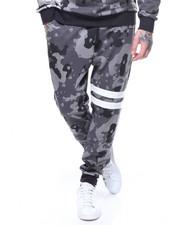 Pants - Camo Sweatpant