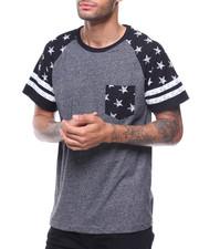 T-Shirts - S/S Raglan Screen Tee-2184338