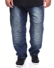 Jeans & Pants - Montrose Moto Denim Jean (B&T)
