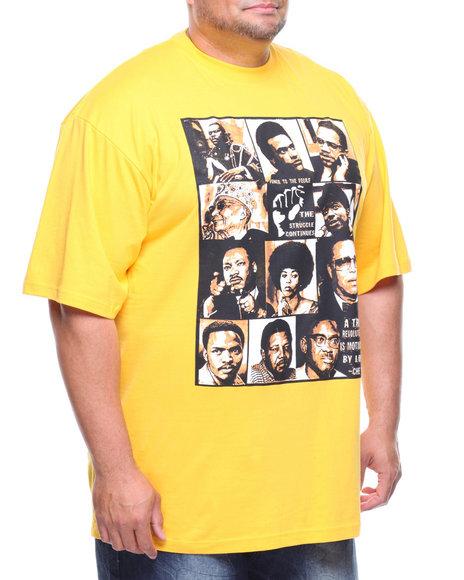 Buyers Picks - S/S Black History Heroes Graphic Tee (B&T)