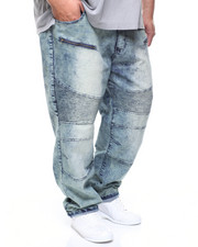 Jeans & Pants - Lorimer Moto Denim Jean (B&T)-2184670