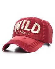 Dad Hats - Wild At Heart Vintage Ball Cap