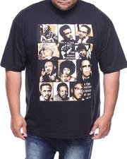 Short-Sleeve - S/S Black History Heroes Graphic Tee (B&T)