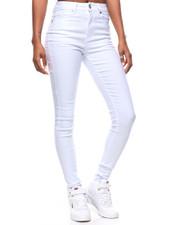 Skinny - Hi Waist Hyper Stretch Jean