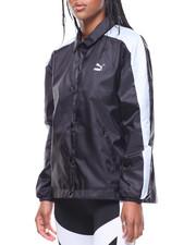 Light Jackets - Classics Logo T7 Coach Jacket-2184915