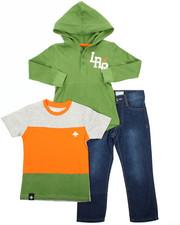 Sizes 4-7x - Kids - 3 Piece Knit Set (4-7)
