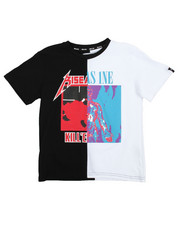 Tops - Arise Tour Split Kill Em All & Nirvana Tee (8-20)-2179278