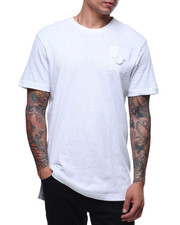 True Religion - EMBOSSED HORSE SHOE AND LOGO TEE-2184414