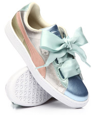 Sneakers - Basket Heart Bauble Sneakers