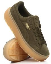 Footwear - Platform Trace Sneakers