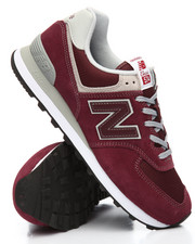 New Balance - 574 Suede Mesh Sneakers-2185316