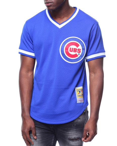 new concept 3fbe9 a473f Buy Chicago Cubs Authentic BP Jersey - Ryne Sandberg #23 ...
