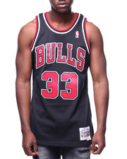 Mitchell & Ness - Chicago Bulls Swingman Jersey - Scottie Pippen #33