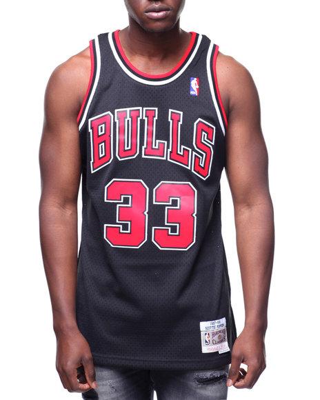 quality design 74f75 29f18 Buy Chicago Bulls Swingman Jersey - Scottie Pippen #33 Men's ...
