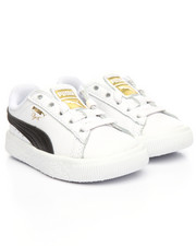 Toddler & Infant (0-4 yrs) - Clyde Core L Foil Inf Sneakers (4-10)