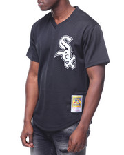 Mitchell & Ness - Chicago White Sox Authentic Mesh BP Jersey - Bo Jackson #8