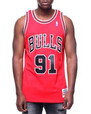 Spring-Summer-M - Chicago Bulls Swingman Jersey - Dennis Rodman #91