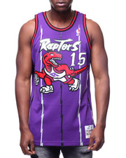 Mitchell & Ness - Toronto Raptors Swingman Jersey - Vince Carter #15