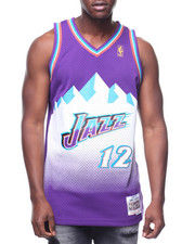 Mitchell & Ness - Utah Jazz Swingman Jersey - John Stockton #12