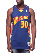 Mitchell & Ness - Golden State Warriors Swingman Jersey - Stephen Curry #30