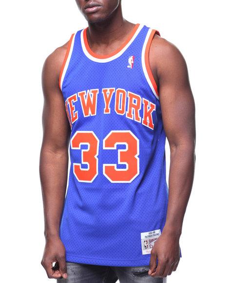 Buy New York Knicks Swingman - Patrick Ewing  33 Men s Shirts from ... 64277c7c9