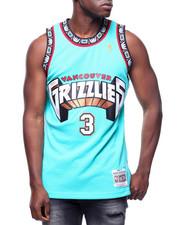 Mitchell & Ness - Vancouver Grizzlies Swingman Jersey - Shareef Abdur-Rahim #3