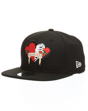 New Era - 9Fifty 90s Grunge Heartless Snapback Hat
