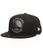 New Era - 9Fifty Golden State Warriors Squad Twist Snapback Hat