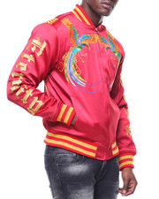 Eternity BC / AD - GODLY PHOENIX VARSITY JACKET-2185672