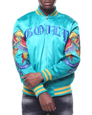 Eternity BC / AD - GODLY VARSITY JACKET-2184958